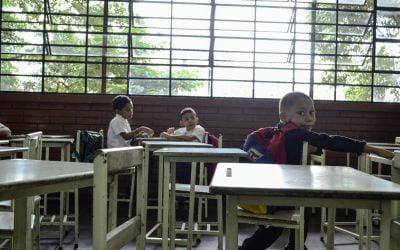 Interrupción de clases por el 20M resta 20 objetivos académicos al calendario escolar.