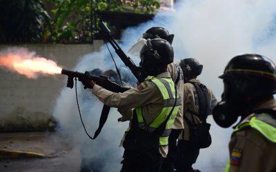 MP acusó a seis PNB por trato cruel contra 21 estudiantes del liceo Urbaneja Achelpohl en Caracas