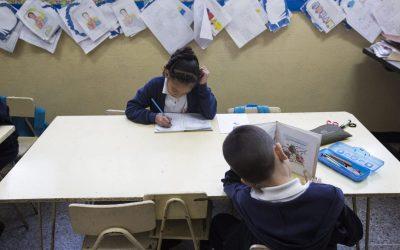 Fe y Alegría y la Avec mantendrán actividades escolares en el horario habitual