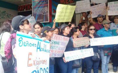 Táchira: Docentes de las escuelas municipales protestaron para exigir pago de deudas salariales | Analitica.com
