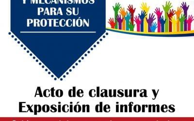Programa de Formación de Derechos Humanos y Mecanismos para su Protección