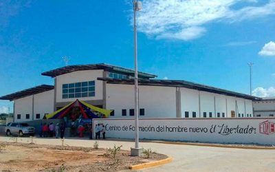 Estudiantes de la UPEL ya están recluidos en cárcel de Tocuyito.