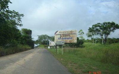 Solicitan traslado de estudiantes recluidos en El Dorado que enfermaron de Paludismo.