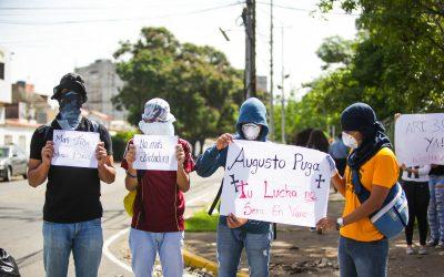 Asesinan a estudiante de la UDO durante protesta en Ciudad Bolívar.