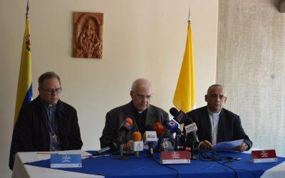 CEV- MENSAJE URGENTE A LOS CATÓLICOS Y PERSONAS DE BUENA VOLUNTAD EN VENEZUELA
