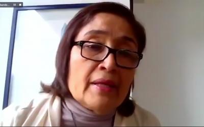 Nancy Hernández de Martín: No hay un plan del Ministerio de Educación para garantizar el regreso a las clases presenciales.