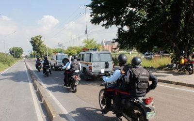 Estudiantes upelistas recluidos en El Dorado son trasladados a Carabobo